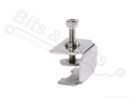 Clip voor hot beds fixed met schroef 30mm