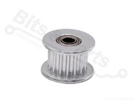 GT2 Timing drive pulley 16T as 3mm voor  6mm riem