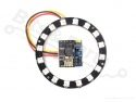ESP8266 Wifi module Serial Wifi ESP-01 + 16 RGB LED ring