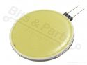 LED Spot/Disc COB 12W high power pure white