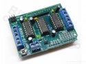 Motor/stepper shield L293D voor Arduino
