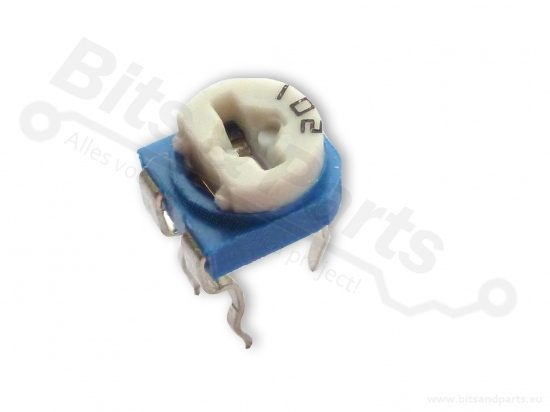 Weerstand regelbaar / potentiometer 1K Ohm 6mm