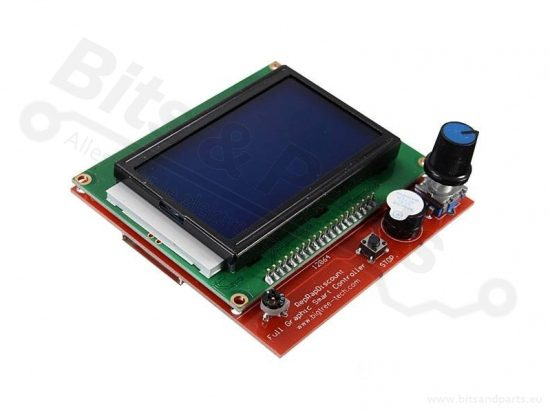 RAMPS 1.4 Smart controller Full Graphics Smart LCD 12864