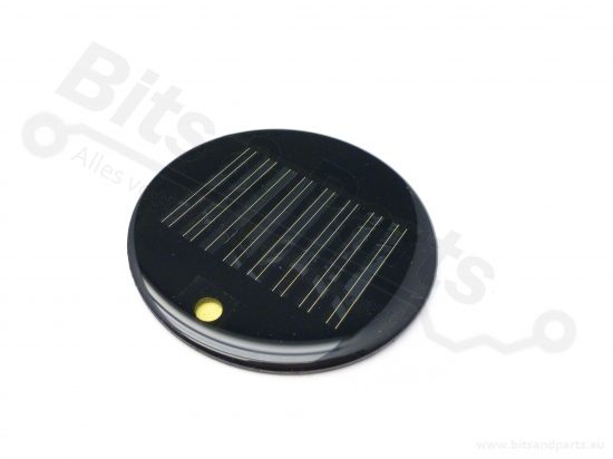 Zonnecel/zonnepaneel/solarcell 4V 40mA rond