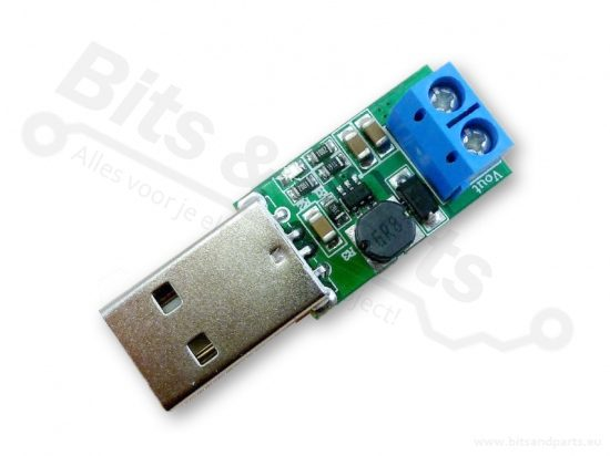 DC-DC Converter Step Up USB power booster 12V