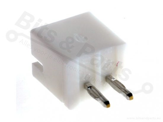 Box header 2-pin male JST PH connector 2mm