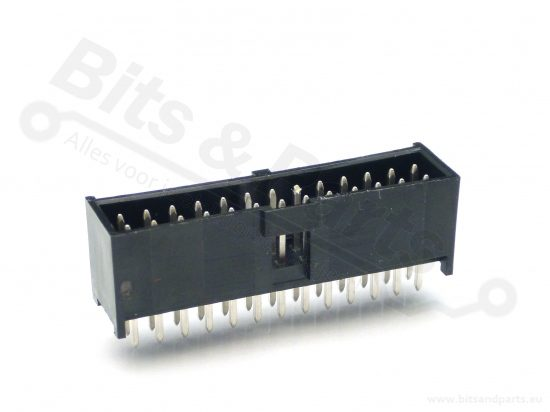 Box header 26-pin male Molex