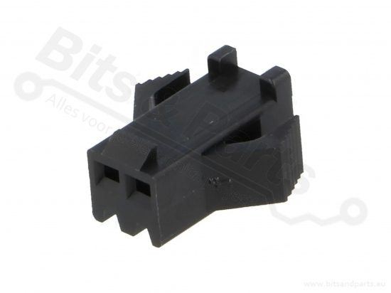 Connector JST SM 2 pins female