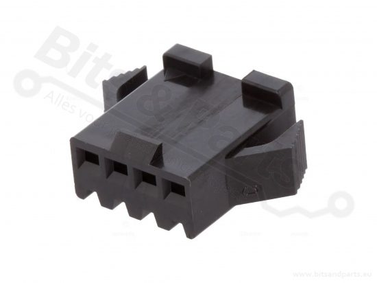 Connector JST SM 4 pins female
