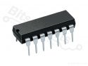 IC 74AHCT125 Quad Logic Level Converter/Shifter (3V naar 5V)