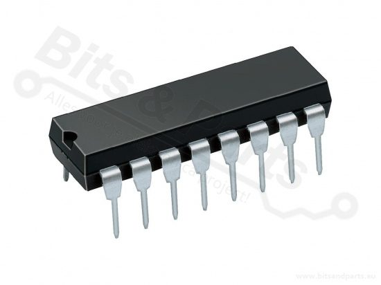 IC 74HC151 8-Line to 1-Line data selectors/multiplexers