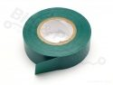 Isolatietape PVC 10mx15mm groen