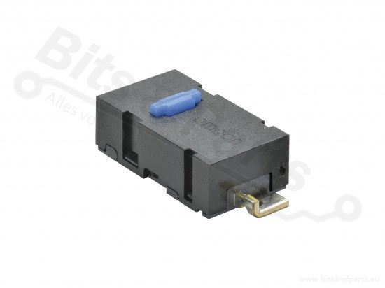 Microswitch drukknop (maakcontact) muis Omron D2LS-21