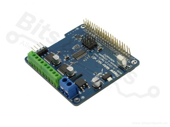 Motor/Stepper HAT voor Raspberry Pi
